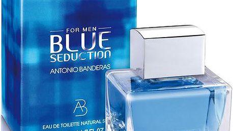 Antonio Banderas Blue Seduction 200ml EDT M