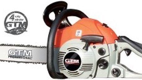 GTM GTC 38 benzínová řetězová pila