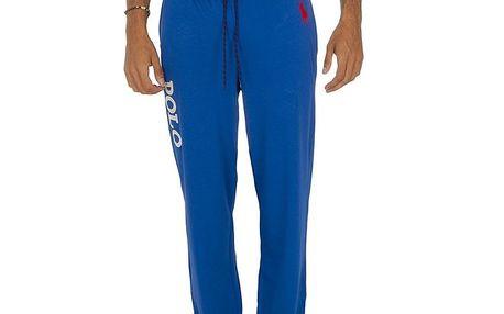 Pánské modré teplákové kalhoty Ralph Lauren