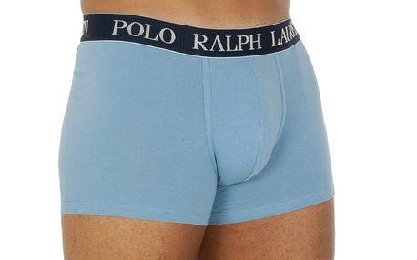 Pánské světle modré boxerky Ralph Lauren