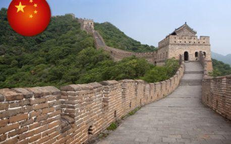 Čínština A1 začátečníci I