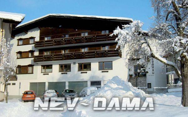 Hotel - Pension Unterbräu, Skiwelt Wilder Kaiser - Brixental, Rakousko, vlastní doprava, polopenze