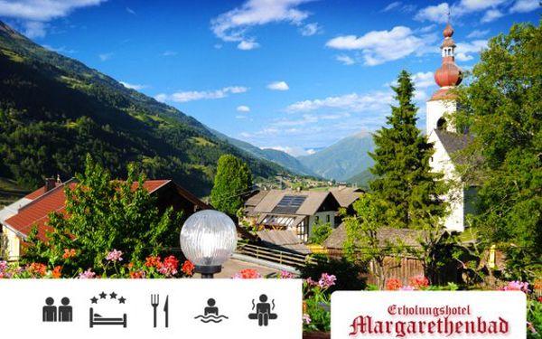 Rakousko – 4* hotel s wellness