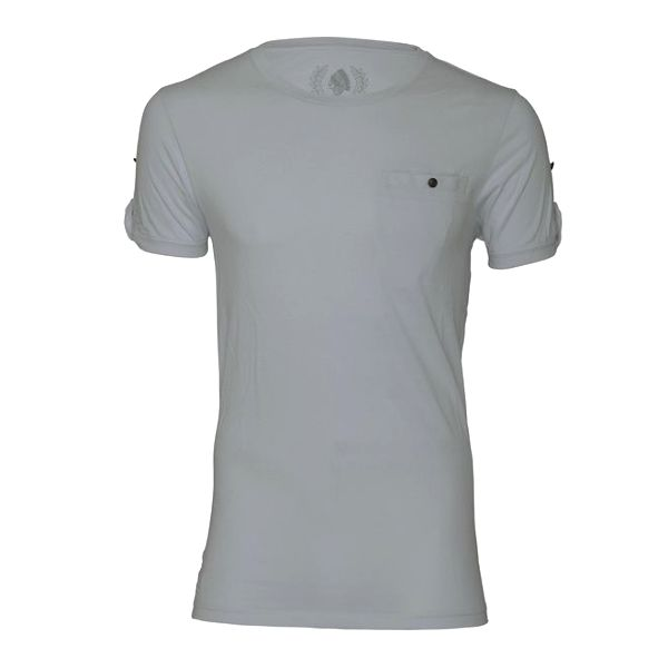 Pánské šedé tričko Paul Stragas