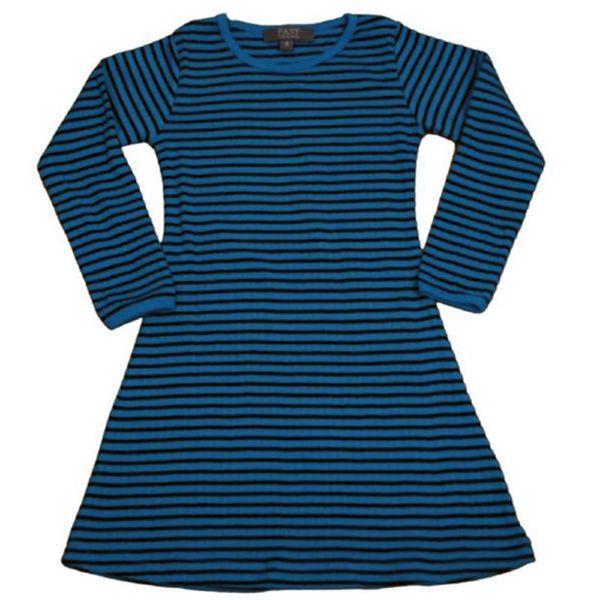 Pruhované šaty