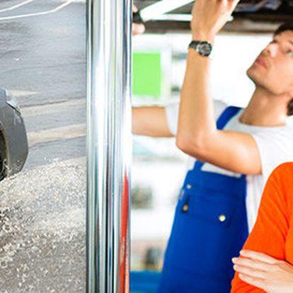 Antikorozní ochrana podvozku osobních vozů