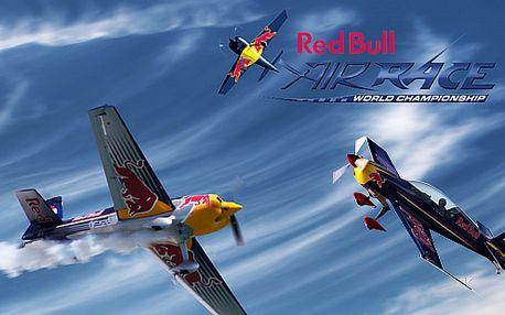 Exkluzivní show RedBull Air Race v Rakousku