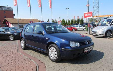 Volkswagen Golf 1.9 TDi, Serv.kniha,ČR 2003