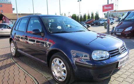 Volkswagen Golf 1.4 16V, Serv.kniha,ČR, KLIMA 2003
