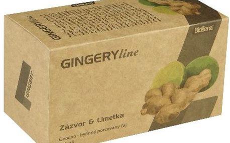Ovocný čaj Biogena Zázvor a Limetka