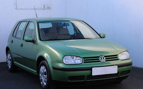 Volkswagen Golf 1.4 16V, klima, el.výbava