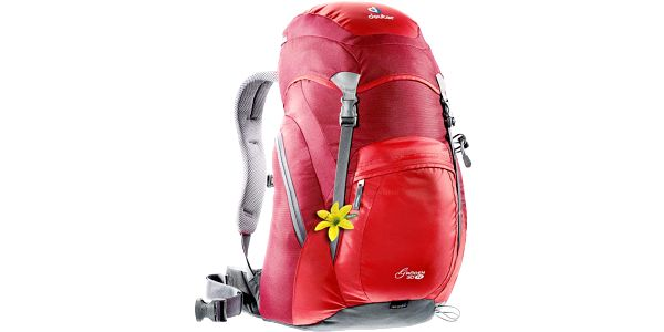DEUTER Gröden 30 SL fire-cranberry