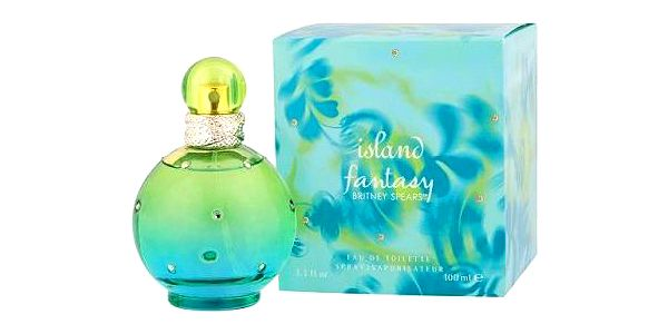 Britney Spears Island Fantasy 100ml EDT Tester W