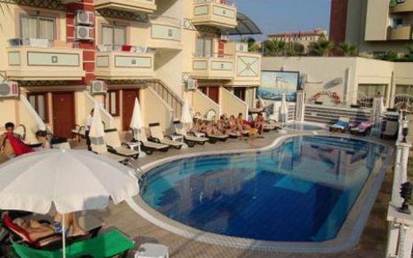 Turecko, oblast Side, letecky polopenze, ubytování v 3* hotelu na 11 dní