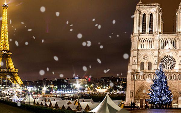 Zimní Paříž a Versailles: kouzelný advent ve Francii. Zájezd vč. ubytování!