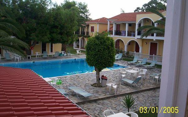 Iliessa Beach Hotel, Řecko, Zakynthos, 12 dní, Letecky, Snídaně
