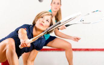 Škola squashe pro děti i dospělé s fantastickou sl...