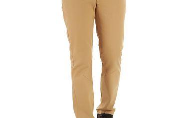 Pánské světle hnědé kalhoty Premium Company