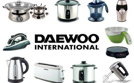Totální výprodej výrobků značky Daewoo!