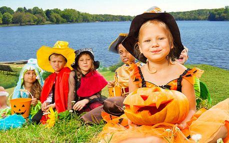 Halloweenský víkend na Medlově