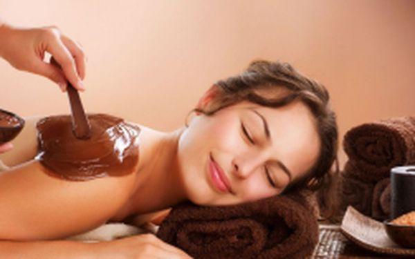 Čokoládová relaxační masáž! Nejoblíbenější hodinov...