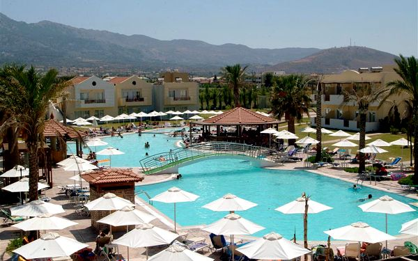 Hotel Zorbas Beach, Řecko, Kos, 8 dní, Letecky, All inclusive
