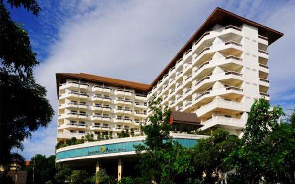 Thajsko, oblast Pattaya, letecky, snídaně, ubytování v 3* hotelu na 10 dní