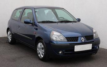 Renault Clio 1.4 16V, klimatizace