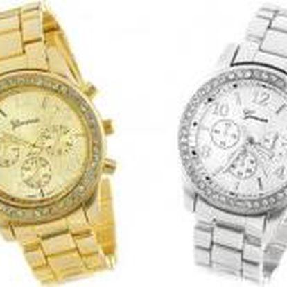 Elegantní dámské hodinky Geneva