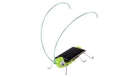 Solární hračka ve tvaru luční kobylky a poštovné ZDARMA! - 27713516