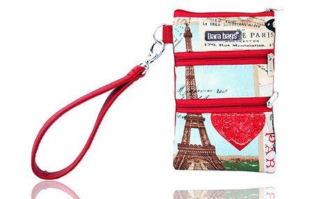 Darianka obal na telefon I love Paris