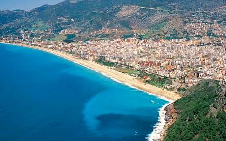 Marine Hotel 3 Hb, Turecko, Turecká riviéra, 8 dní, Letecky, Polopenze
