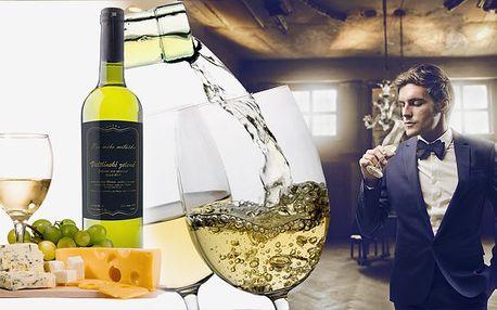 Archivní víno 2004 s vlastní etiketou levně!