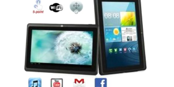 "Tablet 7"" Tab One se systémem Android 4.2"