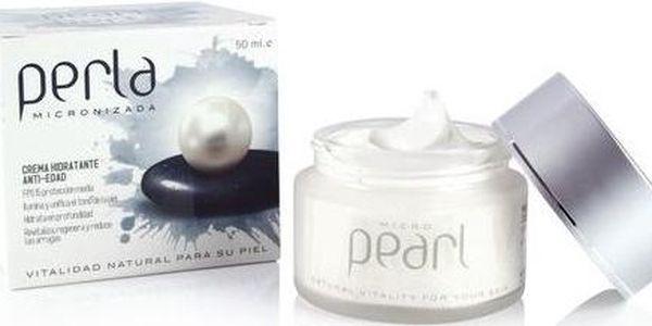 Diet Esthetic Micro Pearl Cream 50ml Denní krém na všechny typy pleti W
