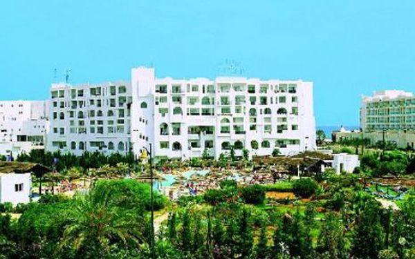 Tunisko, oblast Hammamet, letecky, all Inclusive, ubytování v 4* hotelu na 9 dní