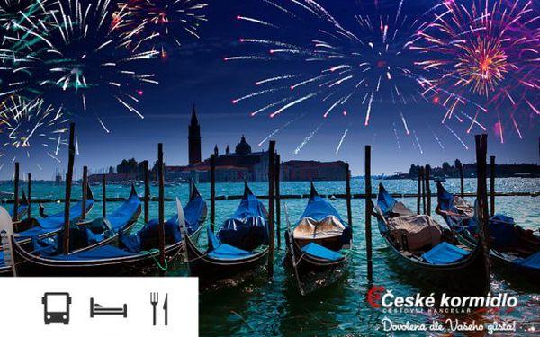 Silvestrovský zájezd do Benátek a Verony