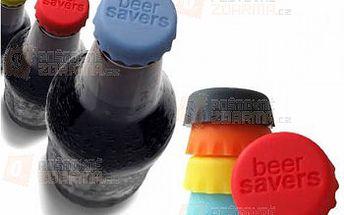Silikonová víčka pro pivní láhve a poštovné ZDARMA! - 29113594