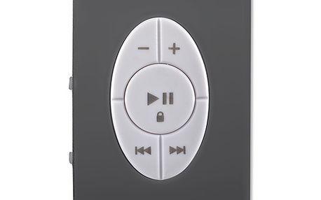MP3 přehrávač, antracitový