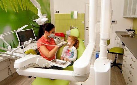 Dentální hygiena nebo profesionální bělení zubů