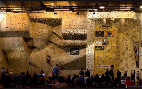 Kurz lezení pro začátečníky - čt 18:00