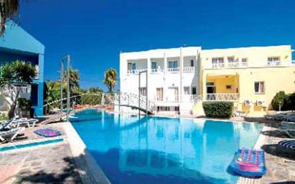 Řecko, oblast Rhodos, letecky, polopenze, ubytování v 4* hotelu na 12 dní