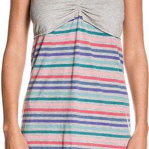 Sunshine Dress Heather Grey, vícebarevná, L