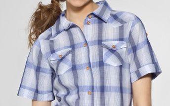 Košile Roxy neformálního stylu s kapsiškami na prsou