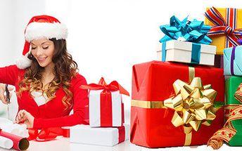 Kurz balení dárků - Darujte dárek zabalený jako dárek