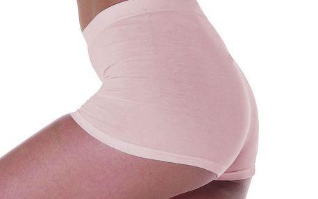Dámské tělové kalhotky s vyšším pasem Slimtess