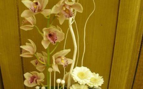 Kurz aranžování a vazby květin pro pokročilé