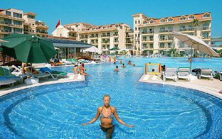 Turecko, oblast Side, letecky, all Inclusive, ubytování v 5* hotelu na 8 dní