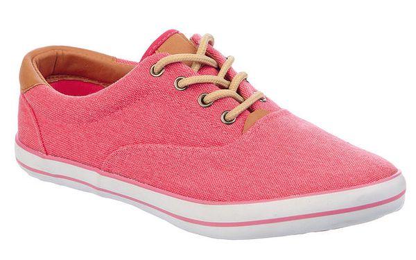 Dámské světle růžové tenisky Keddo