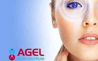 Oční centrum AGEL: Špičková laserová operace očí